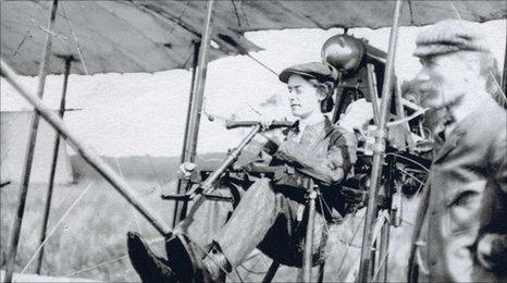 flyGIRL Lilian Bland