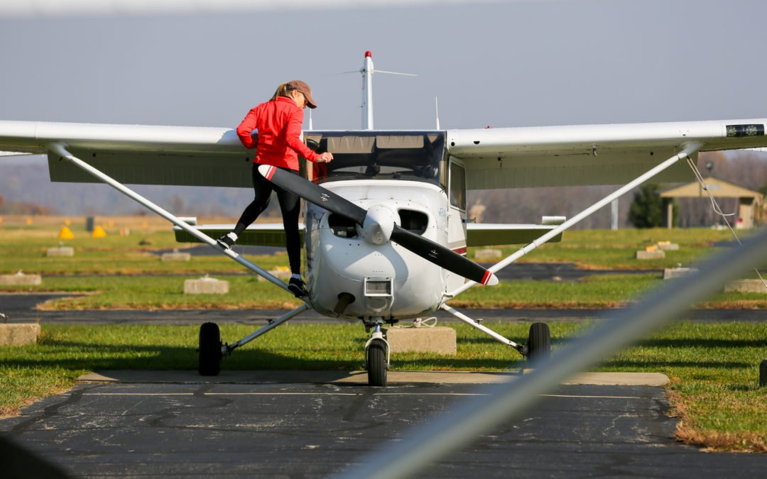 What Do Female Pilots Have In Common?