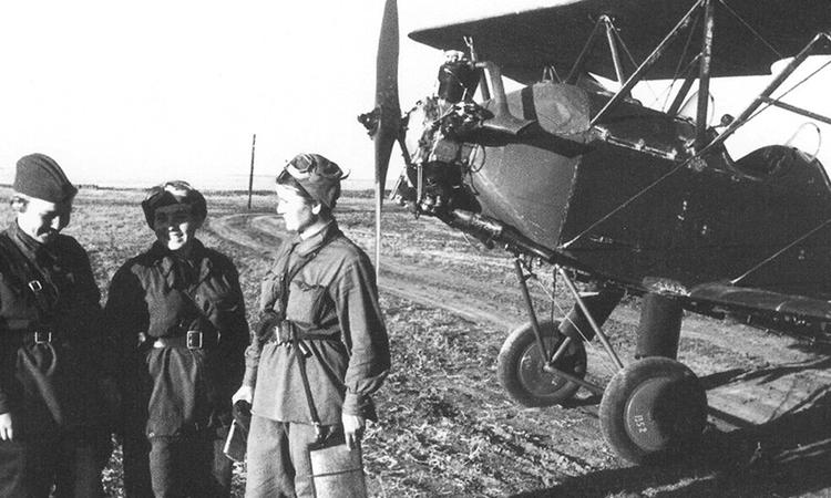 Night Witches: The Soviet's Fierce Flying Females